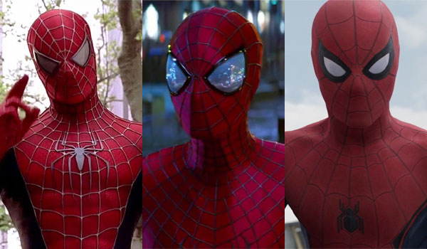 Check Out All 6 Movies About Spider-Man!